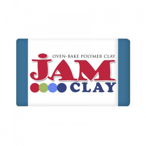 Пластика Jam Clay, деним, 20г