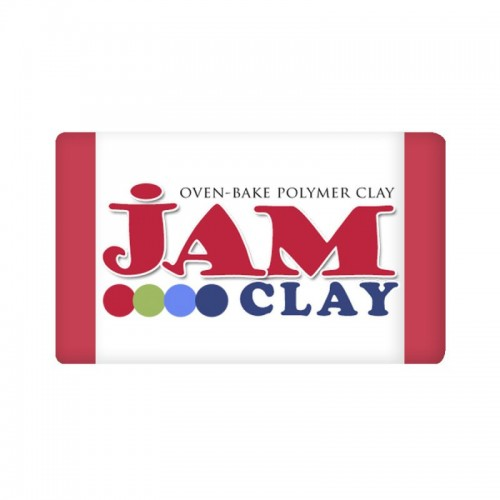 Пластика Jam Clay, клубничный, 20г