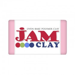 Пластика Jam Clay, розовое сияние, 20г