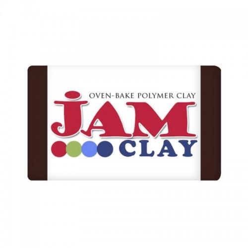 Пластика Jam Clay, темный шоколад, 20г
