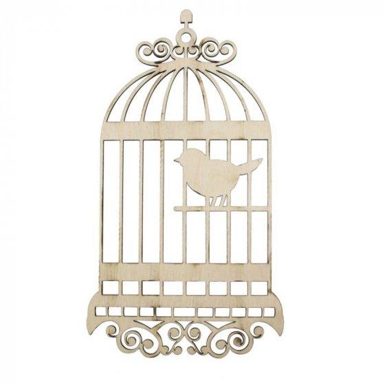 """Заготовка """"Птичка в клетке"""""""