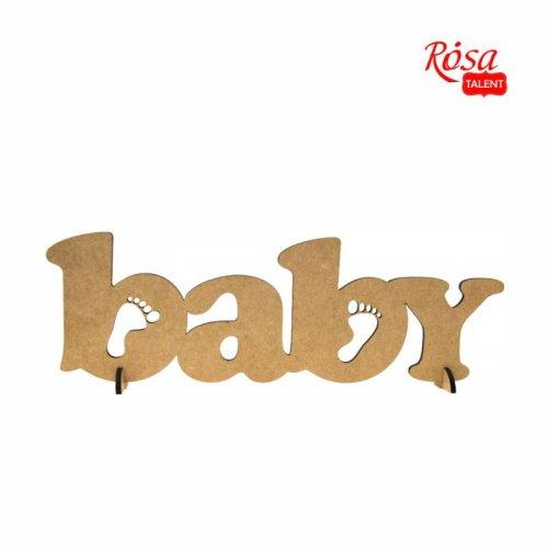"Заготовка надпись ""BABY"""