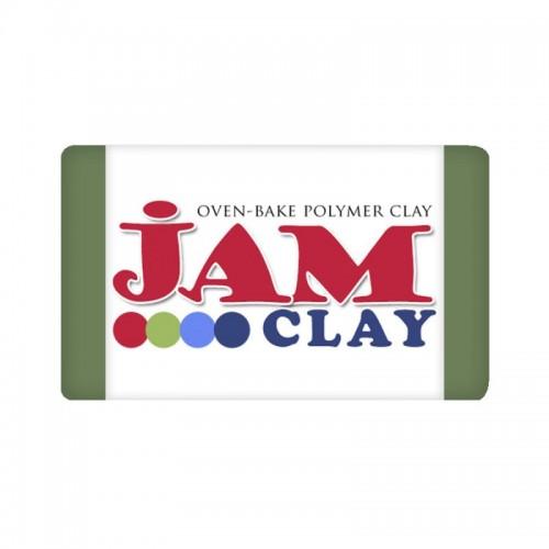Пластика Jam Clay, оливка, 20г