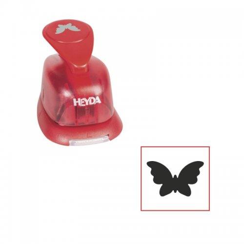 Фигурный дырокол, Бабочка, 1,6см, Heyda