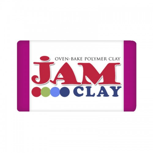 Пластика Jam Clay, лимон, 20г