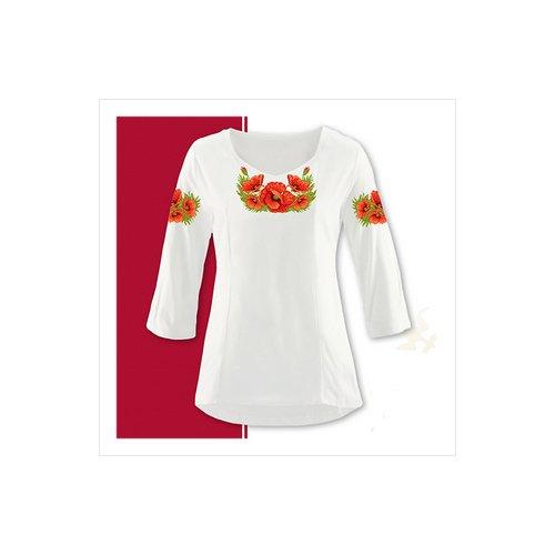 Набор текстиля сорочки-вышиванки для девочки