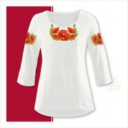 Набор текстиля женской сорочки-вышиванки