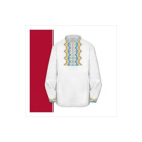 Набор текстиля сорочки-вышиванки для мальчика