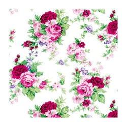 """Декупажные салфетки """"Мелкие розы"""", 33*33 см, 18,5 г/м2, 20 шт, Abiente"""