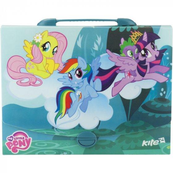 Портфель-коробка A4
