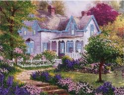 """Набор для вышивания """"Загородный домик"""""""