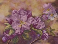 """Схема для вышивки бисером """"Цветы-2"""""""