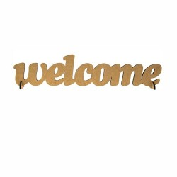 "Заготовка надпись "" Welcome"""