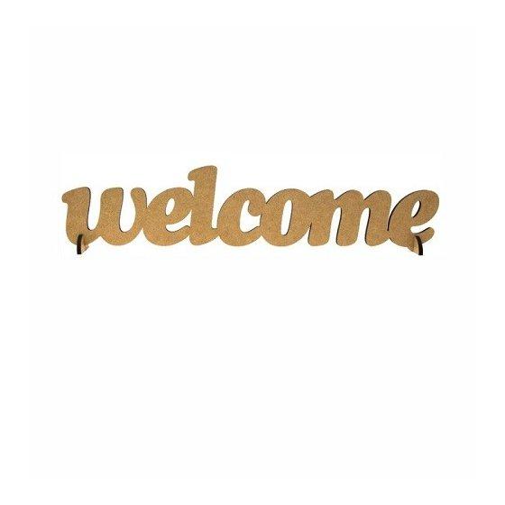"""Заготовка """"Welcome"""""""