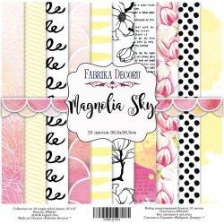 """Набір скраппаперу """"Magnolia Sky"""""""