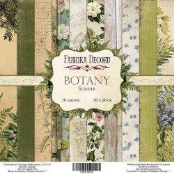"""Набір скраппаперу """"Botany Summer"""""""