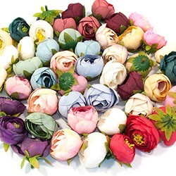 Декоративные цветочки